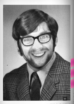 Glasses were an essential in 1970.
