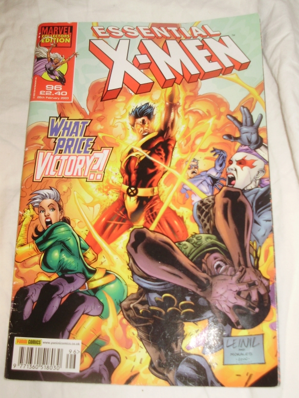 x men essential issue 96