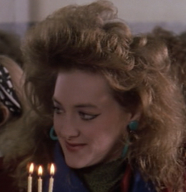 Joan Cusack off of the 80's