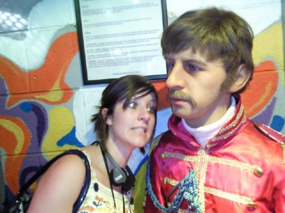 anwen brown and ringo starr